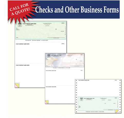 DFS - Checks and Business Forms